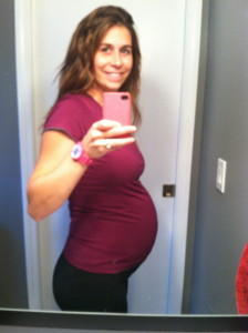 35 weeks and a few days